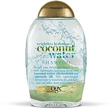Düfte, Parfümerie und Kosmetik Shampoo mit Kokosnusswasser - OGX Coconut Water Weightless Hydration Shampoo