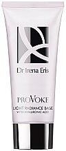 Düfte, Parfümerie und Kosmetik Aufhellende Make-up Base mit Hyaluronsäure - Dr Irena Eris Light Radiance Base