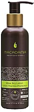 Düfte, Parfümerie und Kosmetik Haarlotion - Macadamia Natural Oil Professional Blow Dry Lotion