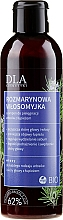 Düfte, Parfümerie und Kosmetik Anti-Schuppen Shampoo mit Rosmarin - DLA