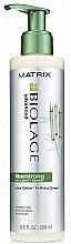 Haarcreme für schwaches und sprödes Haar - Biolage Advanced Fiber Strong Fortifying Cream — Bild N1