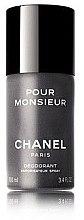 Düfte, Parfümerie und Kosmetik Chanel Pour Monsieur - Parfümiertes Deospray