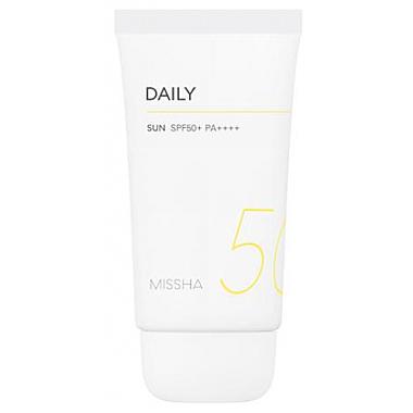 Sonnenschutzcreme für den Körper SPF 50+ - Missha All Around Safe Block Daily Sun SPF50+/PA++++