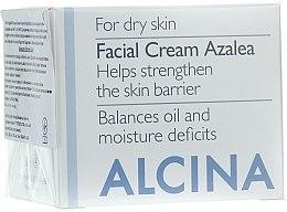 Stärkende und feuchtigkeitsspendende Gesichtscreme mit Azalee - Alcina T Facial Cream Azalea — Bild N1