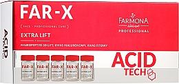 Düfte, Parfümerie und Kosmetik Professionelles straffendes Gesichtsserum - Farmona Professional Acid Tech Far-X Extra Lift Proffesional Care
