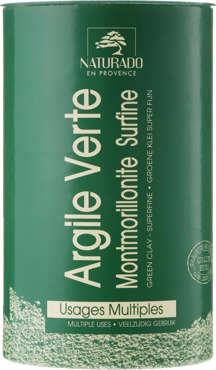 Kosmetische grüne Tonerde - Naturado Green Clay