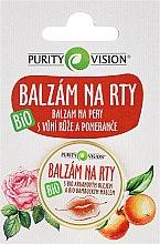 Düfte, Parfümerie und Kosmetik Lippenbalsam - Purity Vision Bio Lip Balm