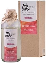 Düfte, Parfümerie und Kosmetik Nachfüller für Raumerfrischer Süße für die Sinne - We Love The Planet Sweet Senses Diffuser