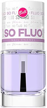 Nagelüberlack - Bell So Fluo Nail Enamel