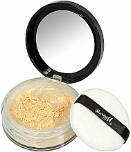 Düfte, Parfümerie und Kosmetik Gesichtspuder - Barry M Ready Set Smooth Banana Powder