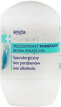 Düfte, Parfümerie und Kosmetik Deo Roll-On - Anida Pharmacy Medisoft Mineral Deo