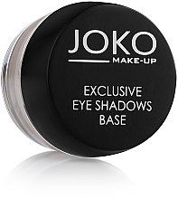 Düfte, Parfümerie und Kosmetik Lidschattenbase - Joko Exclusive Eye Shadows Base