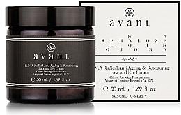 Düfte, Parfümerie und Kosmetik Restrukturierende Anti-Aging Gesichts- und Augenkonturcreme - Avant R.N.A Radical Anti-Ageing and Retexturing Face and Eye Cream