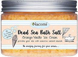 Düfte, Parfümerie und Kosmetik Badesalz aus dem Toten Meer mit Macadamia- und Vanilleduft - Nacomi Dead Sea Bath Salt