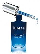 Düfte, Parfümerie und Kosmetik Anti-Aging Gesichtsserum mit Biopolymer - Thalgo Lessence Prodige Des Oceans