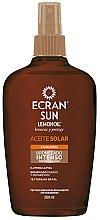 Düfte, Parfümerie und Kosmetik Intensives Bräunungsöl SPF 2 - Ecran Sun Lemonoil Intensive Tanning Oil Spf2