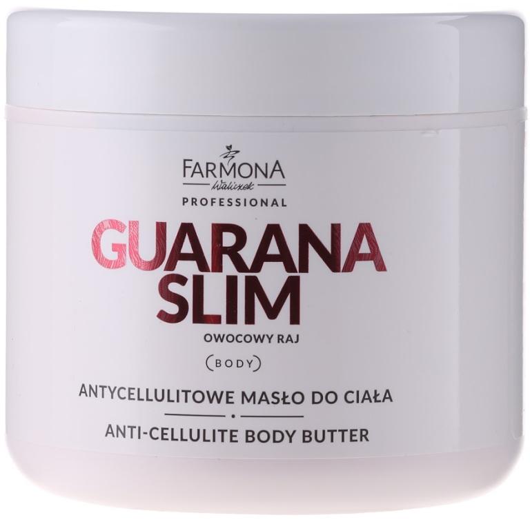 Anti-Cellulite Körperbutter - Farmona Fruit Paradise — Bild N1