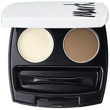 Augenbrauen Lidschatten - Avon Mark Eyebrow Kit