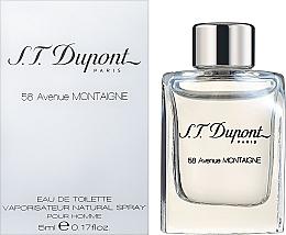 Düfte, Parfümerie und Kosmetik Dupont 58 Avenue Montaigne - Eau de Toilette (Mini)