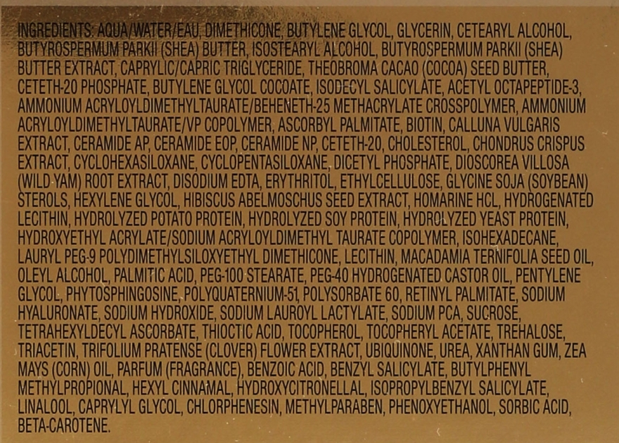 Intensiv feuchtigkeitsspendende und regenerierende Nachtcreme für Gesicht und Hals - Elizabeth Arden Ceramide Plump Perfect Ultra All Night Repair and Moisture Cream for Face and Throat — Bild N4