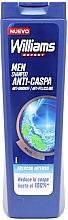 Düfte, Parfümerie und Kosmetik Erfrischendes Anti-Schuppen Shampoo - Williams Refresh Anti-Dandruff Shampoo