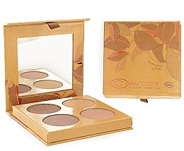 Düfte, Parfümerie und Kosmetik Highlighter-Palette - Couleur Caramel Highlighter Palette