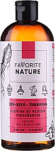 Düfte, Parfümerie und Kosmetik Shampoo für gefärbtes Haar mit Ginseng und Cranberry - Favorite Nature Shampoo For Colored Hair Ginseng & Cranberry