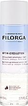 Düfte, Parfümerie und Kosmetik Serum und Augen Make-up Entferner mit Peptiden, Proteinen und Oleo-Clean-Komplex - Filorga Optim-eyes Lotion Eye Make-up Remover Serum