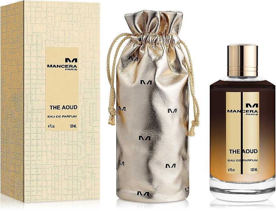 Mancera The Aoud - Eau de Parfum — Bild N2
