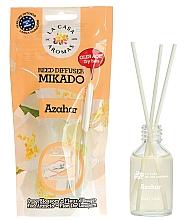 Düfte, Parfümerie und Kosmetik Raumerfrischer Orangenblüte - La Casa de Los Aromas Mikado Reed Diffuser