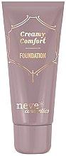 Düfte, Parfümerie und Kosmetik Foundation - Neve Cosmetics Creamy Comfort