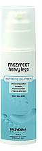 Düfte, Parfümerie und Kosmetik Erfrischende Gel-Creme für müde Beine - Frezyderm Frezyfeet Heavy Legs Refreshing gel-cream
