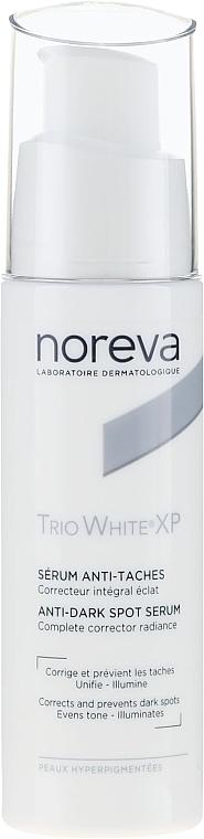 Serum gegen Pigmentflecken - Noreva Laboratoires Trio White XP Anti-Dark Spot Serum — Bild N2