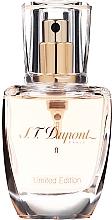 Düfte, Parfümerie und Kosmetik Dupont Pour Femme Limited Edition - Eau de Toilette