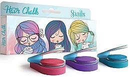 Düfte, Parfümerie und Kosmetik Kinderhaar-Pastellstifte für Mädchen - Snails Mini Bebe