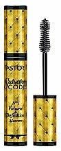Düfte, Parfümerie und Kosmetik Wimperntusche - Astor Seduction Codes N°01 Volume & Definition Mascara