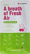 Düfte, Parfümerie und Kosmetik Hautschutz verbessernde Gesichtsmaske - Leaders Urban Shield Mask