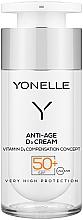 Düfte, Parfümerie und Kosmetik Anti-Age D3 schützende Creme SPF 50+ - Yonelle Anti-Age D3 Cream SPF50+