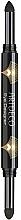 Düfte, Parfümerie und Kosmetik Doppelseitiger Lidschattenapplikator - Artdeco Eye Designer Applicator Limited Design