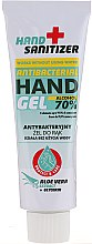 Düfte, Parfümerie und Kosmetik Antibakterielles Handgel mit Aloe Vera - Sattva Antibacterial Hand Gel Aloe Vera Extract