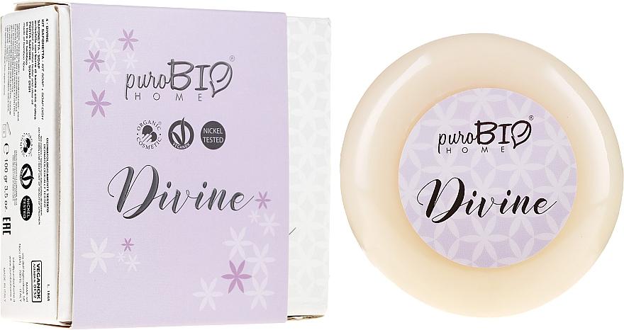 Bio-Seife Divine - PuroBio Home Organic Divine — Bild N1