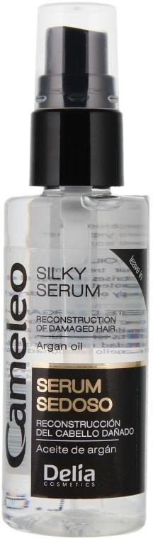 Flüssige Haarkristalle - Delia Cameleo Hair Silk