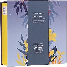 Düfte, Parfümerie und Kosmetik Gesichtspflegeset - Comfort Zone Night & Day Kit (Gesichtsmaske 60ml + Feuchtigkeitsspendende Gesichtscreme 30ml + Pflegende Gesichtscreme 60ml)