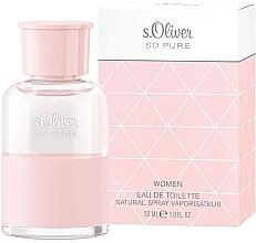 Düfte, Parfümerie und Kosmetik S. Oliver So Pure Women - Eau de Toilette