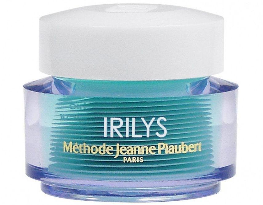 Anti-Aging Augenkonturcreme gegen Falten - Methode Jeanne Piaubert Irilys Anti-ageing Anti-fatigue Eye Contour Cream Gel — Bild N1