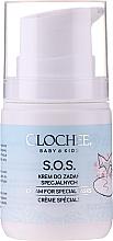 Düfte, Parfümerie und Kosmetik Beruhigende Pflegecreme für Babys gegen Reizungen, Rötungen und Juckereiz - Clochee Baby&Kids