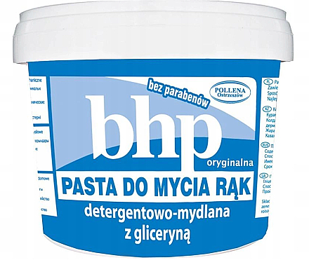 Handwaschpaste - BHP Handwashing Paste
