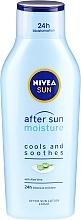 Feuchtigkeitsspendende After Sun Lotion mit Aoe Vera - Nivea Sun Care — Bild N1