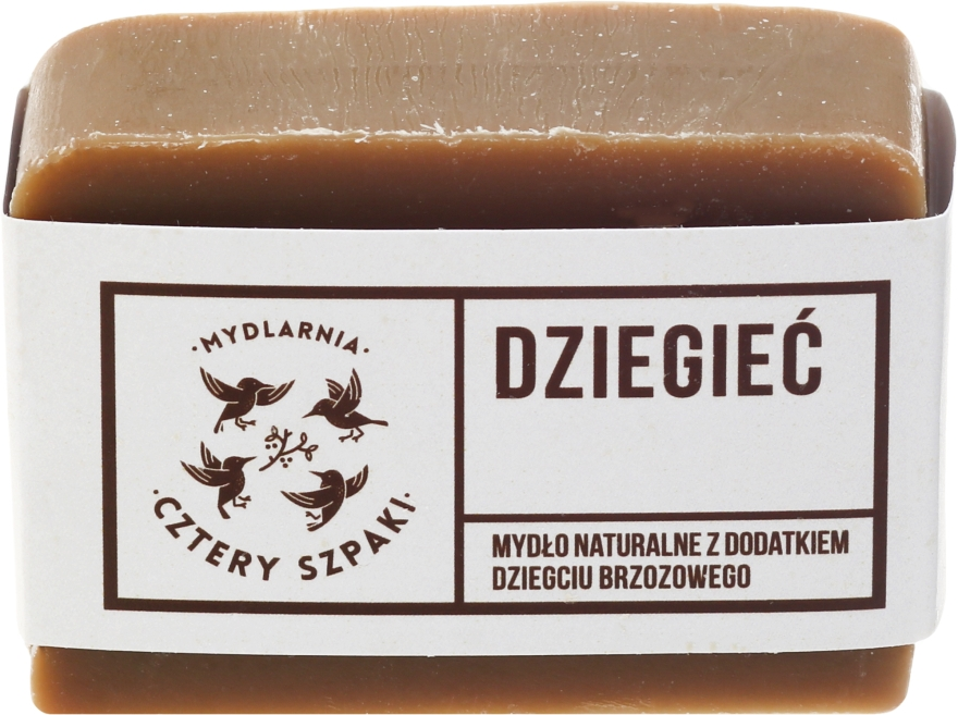 Teerseife - Cztery Szpaki Soap