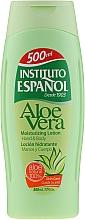Düfte, Parfümerie und Kosmetik Feuchtigkeitsspendende Körperlotion mit Aloe Vera - Instituto Espanol